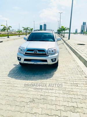 Toyota 4-Runner 2006 Limited 4x4 V6 Silver | Cars for sale in Lagos State, Lekki