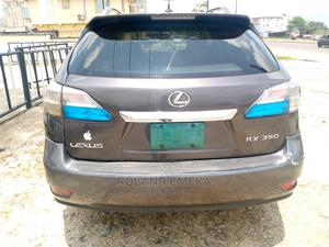 Lexus RX 2010 350 Gray   Cars for sale in Rivers State, Obio-Akpor