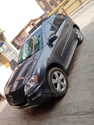 Mercedes-Benz M Class 2011 ML 350 4Matic Black   Cars for sale in Lagos State, Alimosho