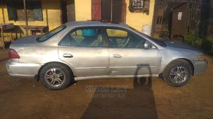 Honda Accord 1999 EX Silver   Cars for sale in Rivers State, Obio-Akpor