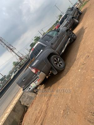Toyota Tacoma 2010 Double Cab V6 Automatic Gray | Cars for sale in Lagos State, Magodo