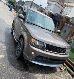 Land Rover Range Rover Sport 2012 HSE 4x4 (5.0L 8cyl 6A) Gold | Cars for sale in Lagos State, Ikeja