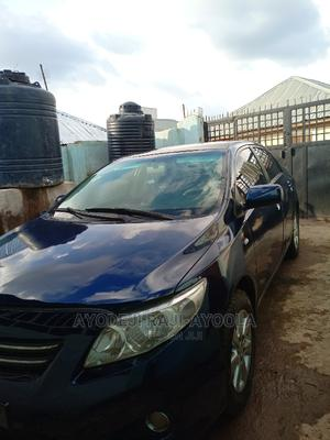 Toyota Corolla 2009 1.8 Advanced Blue | Cars for sale in Abuja (FCT) State, Apo District