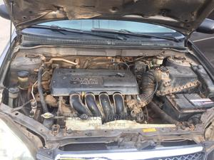 Toyota Corolla 2003 Sedan Automatic Gray | Cars for sale in Lagos State, Alimosho