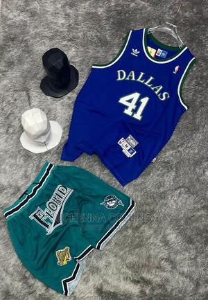 Original NBA Shirt and Shorts | Clothing for sale in Lagos State, Surulere