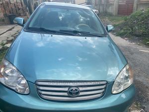 Toyota Corolla 2004 Sedan Automatic Green | Cars for sale in Oyo State, Ibadan