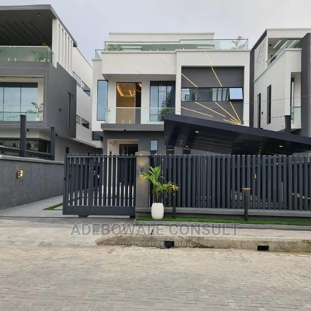 Furnished 5bdrm Duplex in Osapa London for Sale