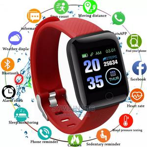116 PLUS Smart Bracelet Watch | Watches for sale in Lagos State, Agege