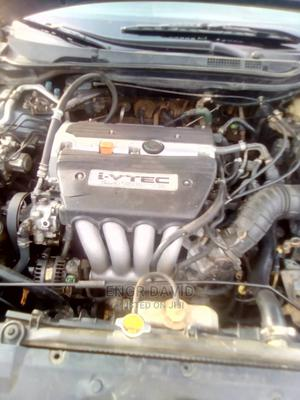 Honda Accord 2004 2.4 Type S Automatic Gray | Cars for sale in Abuja (FCT) State, Lugbe District