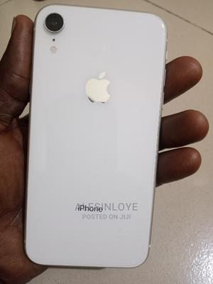 Apple iPhone XR 64 GB White   Mobile Phones for sale in Kwara State, Ilorin West