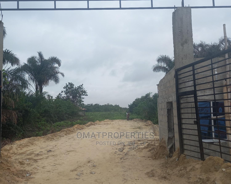 Land for Sale in Ibeju-Lekki With Gazette