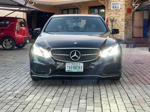 Mercedes-Benz E350 2015 Black | Cars for sale in Abuja (FCT) State, Gwarinpa
