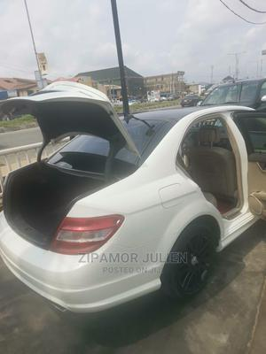 Mercedes-Benz C300 2009 White   Cars for sale in Lagos State, Apapa
