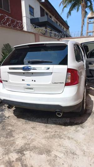 Ford Edge 2011 White | Cars for sale in Lagos State, Ojodu