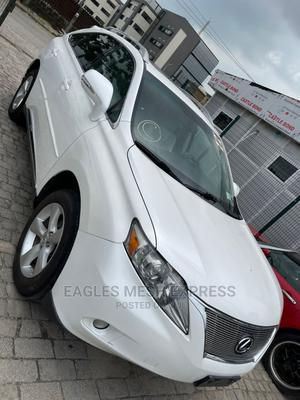Lexus RX 2010 350 White | Cars for sale in Lagos State, Gbagada