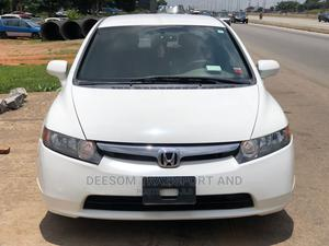 Honda Civic 2008 White | Cars for sale in Abuja (FCT) State, Gwarinpa