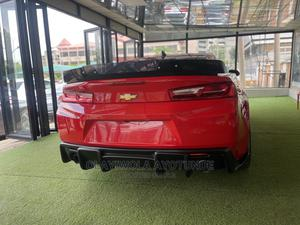Chevrolet Camaro 2018 Red   Cars for sale in Abuja (FCT) State, Central Business District
