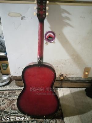 Fairly Used Acoustic Guitar | Musical Instruments & Gear for sale in Lagos State, Kosofe