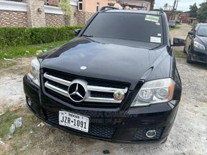Mercedes-Benz GLK-Class 2010 350 Black | Cars for sale in Lagos State, Amuwo-Odofin