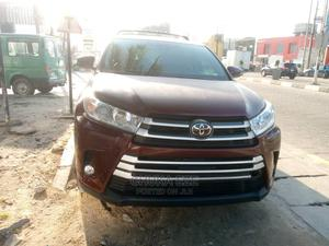 Toyota Highlander 2019 LE Red | Cars for sale in Lagos State, Amuwo-Odofin