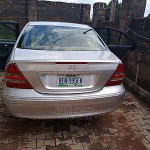 Mercedes-Benz C200 2003 Gray | Cars for sale in Edo State, Benin City