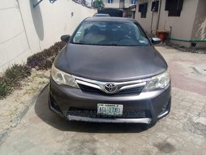 Toyota Camry 2012 Gray   Cars for sale in Lagos State, Ajah