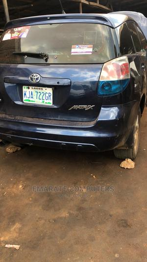 Toyota Matrix 2005 Blue | Cars for sale in Edo State, Benin City