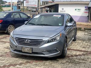 Hyundai Sonata 2015 Blue | Cars for sale in Oyo State, Ibadan