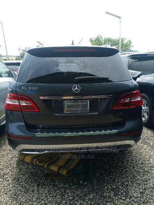 Mercedes-Benz M Class 2015 Gray | Cars for sale in Abuja (FCT) State, Mabushi