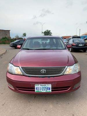 Toyota Avalon 2003 Red   Cars for sale in Abuja (FCT) State, Central Business District