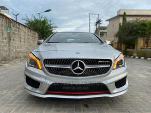 Mercedes-Benz CLA-Class 2016 Silver   Cars for sale in Lagos State, Lekki