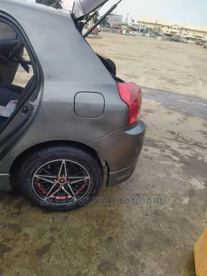 Toyota Corolla 2006 1.8 VVTL-i TS Gray | Cars for sale in Abuja (FCT) State, Durumi