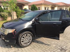 Ford Edge 2008 SE 4dr FWD (3.5L 6cyl 6A) Black | Cars for sale in Lagos State, Ibeju