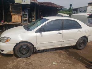 Toyota Corolla 2004 LE White | Cars for sale in Lagos State, Agboyi/Ketu