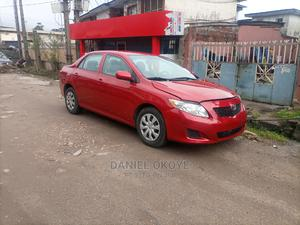 Toyota Corolla 2009 Red | Cars for sale in Lagos State, Surulere