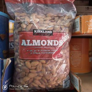 Kirkland Signature Almond Nuts 48oz - 1.36kg | Meals & Drinks for sale in Lagos State, Ipaja