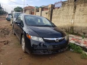 Honda Civic 2008 Black | Cars for sale in Lagos State, Abule Egba