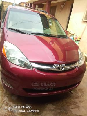Toyota Sienna 2006 XLE Limited AWD Red   Cars for sale in Lagos State, Ifako-Ijaiye