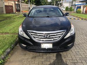 Hyundai Sonata 2012 Black | Cars for sale in Lagos State, Victoria Island