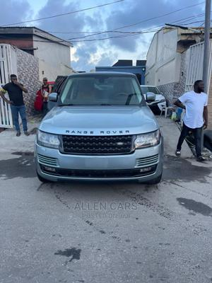 Land Rover Range Rover 2014 Blue | Cars for sale in Lagos State, Surulere