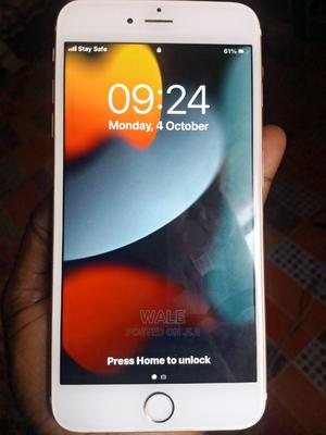 Apple iPhone 6s Plus 64 GB Rose Gold   Mobile Phones for sale in Abuja (FCT) State, Lugbe District