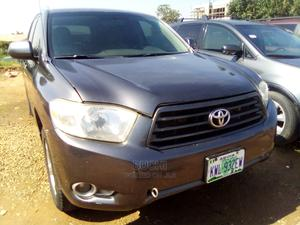 Toyota Highlander 2008 Limited Gray   Cars for sale in Abuja (FCT) State, Gwarinpa