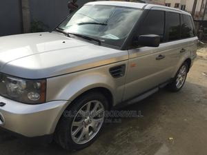 Land Rover Range Rover Sport 2006 HSE 4x4 (4.4L 8cyl 6A) Silver   Cars for sale in Lagos State, Ajah