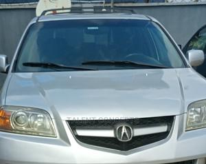 Acura MDX 2004 Sport Utility Silver   Cars for sale in Lagos State, Isolo
