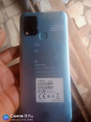 Infinix Hot 10T 64 GB Black | Mobile Phones for sale in Anambra State, Aguata