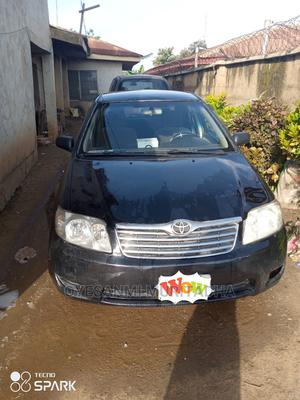 Toyota Corolla 2005 LE Black | Cars for sale in Osun State, Ife