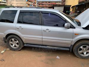 Honda Pilot 2007 Silver | Cars for sale in Lagos State, Ipaja