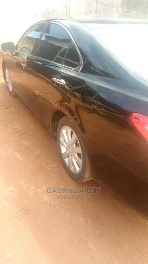 Lexus ES 2009 350 Black | Cars for sale in Edo State, Ikpoba-Okha