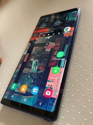 Samsung Galaxy Note 9 128 GB Blue   Mobile Phones for sale in Lagos State, Ikorodu