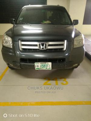 Honda Pilot 2006 EX 4x4 (3.5L 6cyl 5A) Gray | Cars for sale in Lagos State, Victoria Island